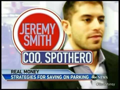 SpotHero Featured on ABC World News Tonight w/ Diane Sawyer