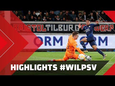 HIGHLIGHTS | Willem II - PSV