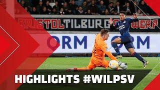 HIGHLIGHTS   Willem II - PSV