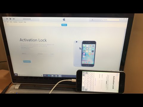🔴 Live| Permanent iCloud unlock on all iPhone | Activation lock remove on iPhone | 2018