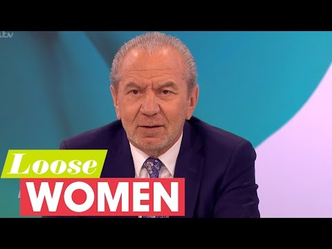 Lord Sugar - The Next Mayor Of London? | Loose Women