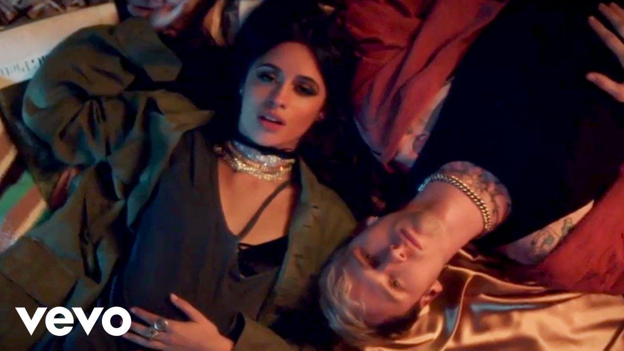 Machine Gun Kelly Camila Cabello  Bad Things Official Music Video
