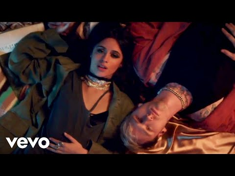 Machine Gun Kelly and Camila Cabello - Bad Things [Music Video]