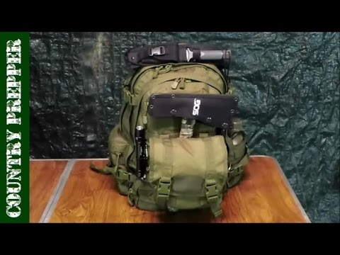Winter Survival Bug Out Bag