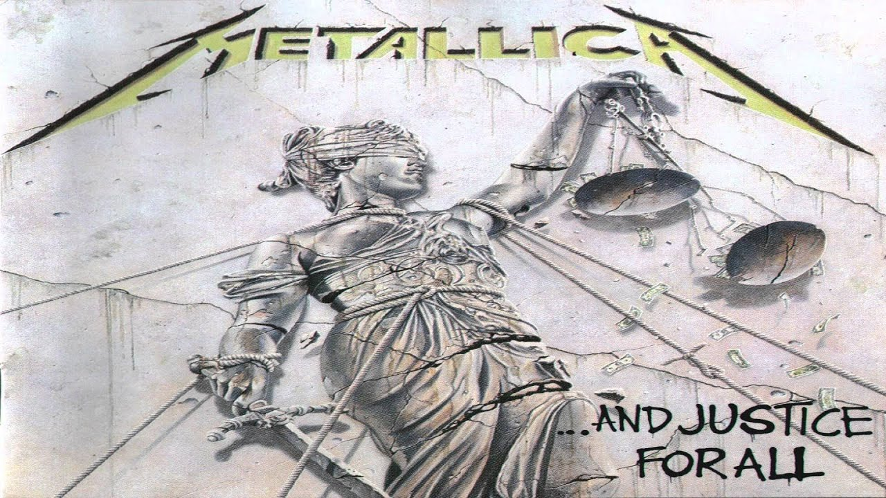 Metallica- And Justice For All (Full Album- with Audible ...