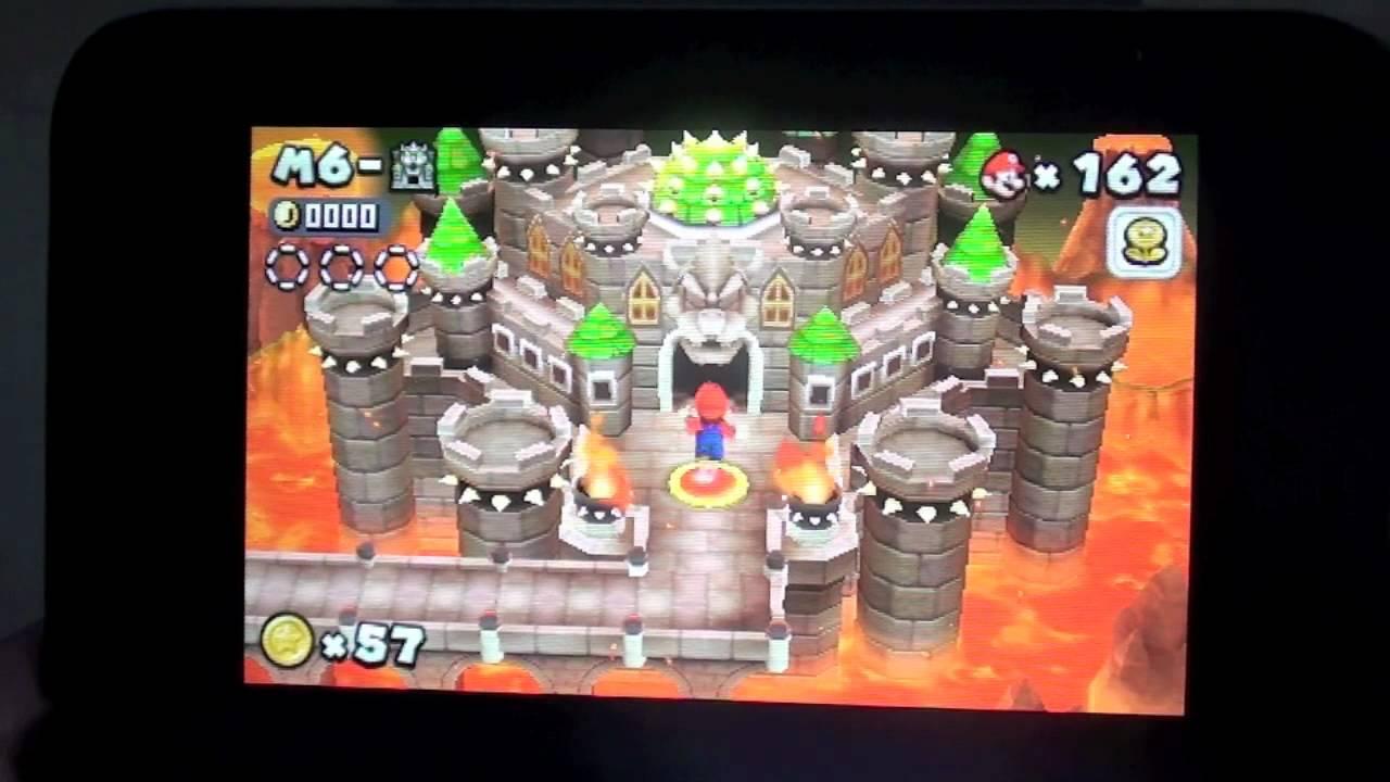 Allons Jusqu Au Bout De New Super Mario Bros 2 Grand Final Monde 6 3ds Xl