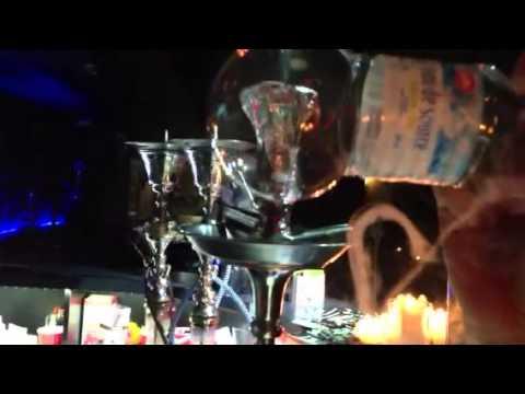Fusion hookah bar