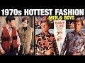 1970s Hottest Fashion (Men & Boys)