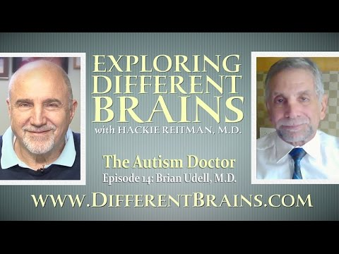 The Autism Doctor Brian Udell M.D. | EDB 14