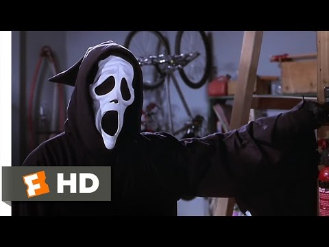 Scary Movie 9/12 Movie   Stuck in the Door 2000 HD
