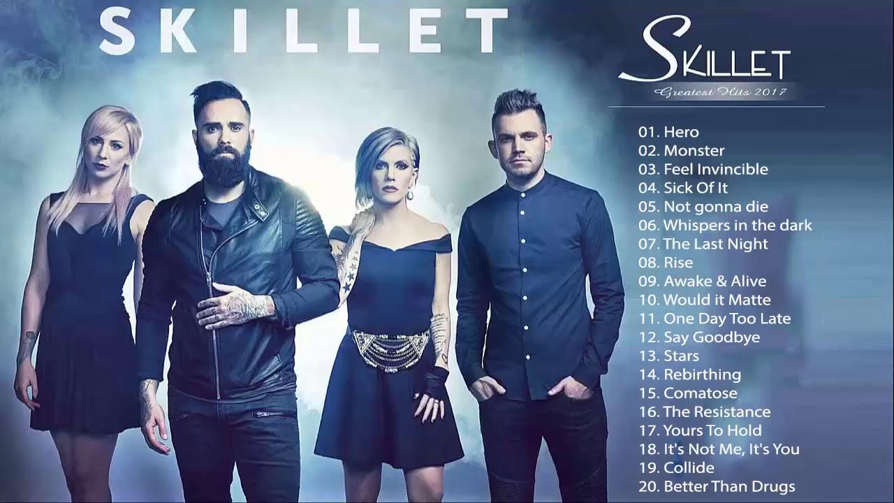 Skillet Greatest Hits 2018 - Best Songs Of Skillet Full Album 2018
