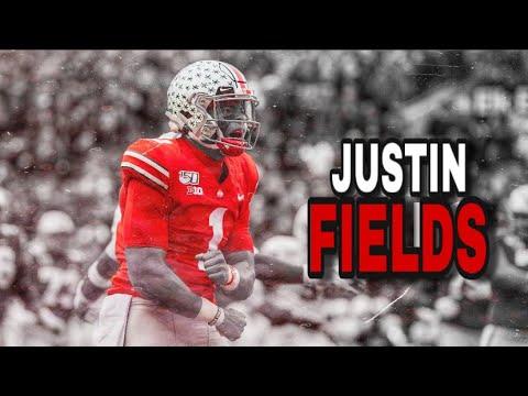 Justin Fields Highlights-  THE JOURNEY (ft. Iann Dior-