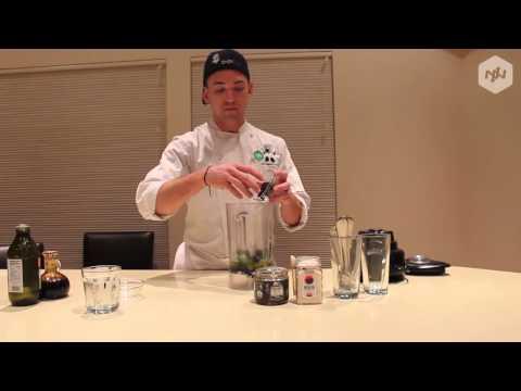 Recipe: Blackberry Basil Vinaigrette