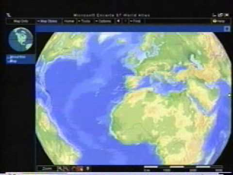 Microsoft encarta 97 world atlas preview youtube gumiabroncs Images