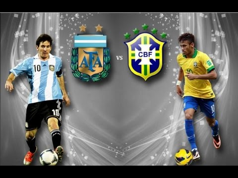 Brazil Vs Argentina 2 0 All Goals Highlights 11 10 2017