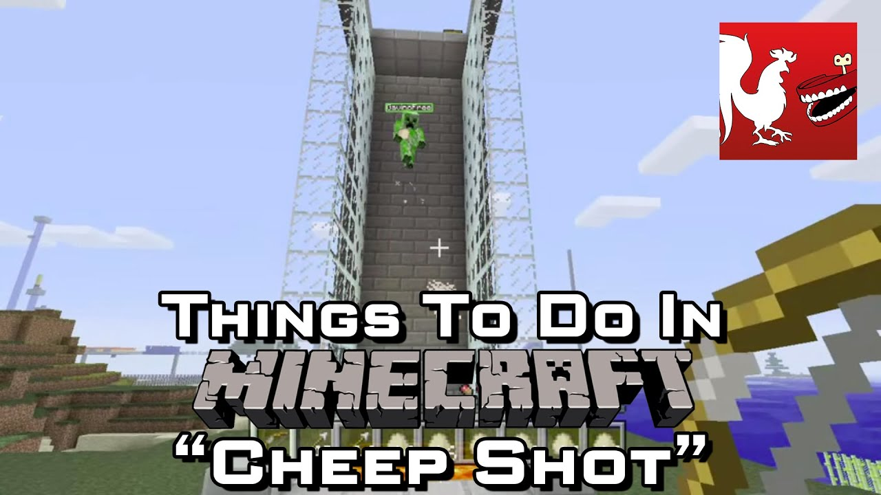 Things to Do In Minecraft - Cheep Shot   Rooster Teeth ...   1920 x 1080 jpeg 199kB