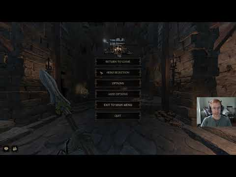 Custom UI For Vermintide - Setting Up Sanctioned Mod UI Tweaks