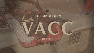 The VACC Centennial Car Show - 2018 BENDIGO