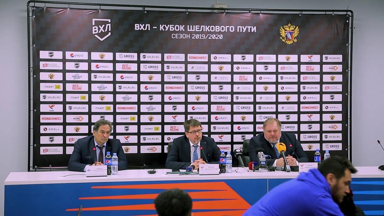 Евгений Попихин: «Ребята хотели сделать праздник болельщикам»