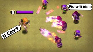 Clash of Clans Funny Moments Montage | COC Glitches, Fails, Wins, and Troll Compilation #5 |