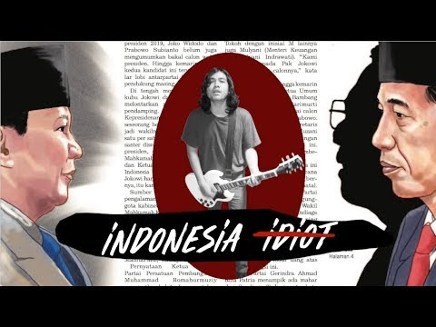 Green Day  -  American Idiot (VERSI LIRIK INDONESIA)