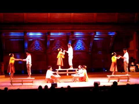 Harvard Philippine Forum Sayaw Sa Bangko at Cultural Rhythms 2011