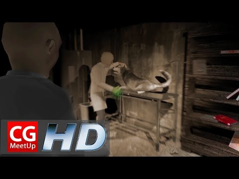 """CGI 3D Animated Short Film HD: """"The Scientist And The Dog"""""""