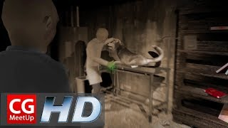 cgi 3d animated short film hd the scientist and the dog