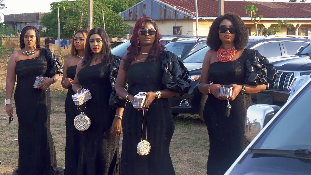 Download THE BLACK WIDOW 5&6 {3Mins Teaser} - New Movie 2021 latest Nigerian Nollywood Movie