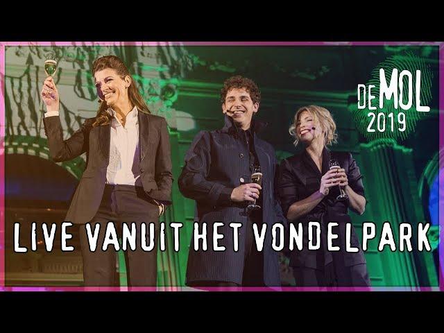MEREL IS DE MOL! - Live ontknoping in Amsterdam - Wie is de Mol? 2019