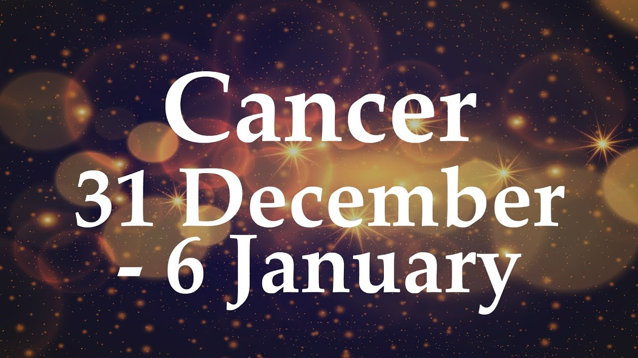cancer monthly tarot card reading for december 2019