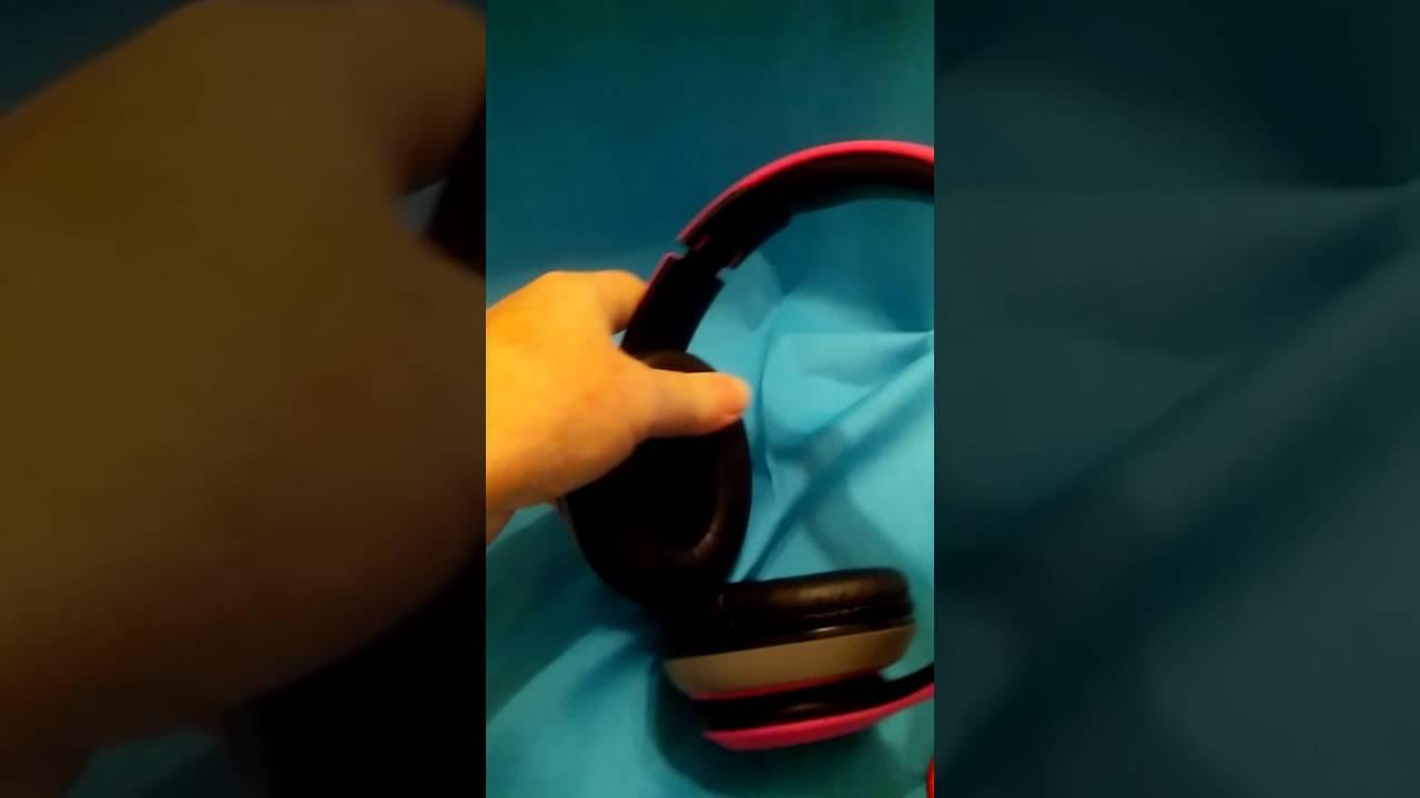 a88599deb88 IJoy Matte Finish Premium Wireless Bluetooth Headphones Review - YouTube