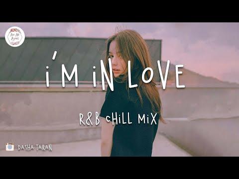 I'm in love 🍓 Pop RnB chill mix playlist   Khalid, Justin Bieber, Post Malone