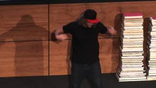 Skate for Change | Mike Smith | TEDxOmaha
