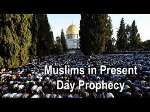 Muslims in Present Day Prophecy - George Tabac
