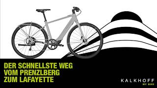Kalkhoff BERLEEN E-Bike | #smartbike