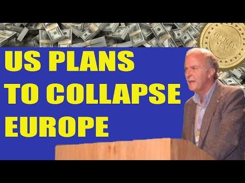 Jim Willie 2017-SHOCKING NEWS 2017 US Plans to Collapse Europe
