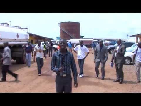 Liberia to get New Petroleum Terminal