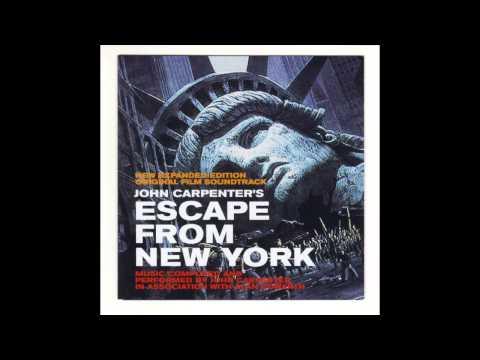 John Carpenter - Escape From New York (Main Theme)