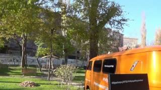 Армения. Ереван. Парк влюблённых(