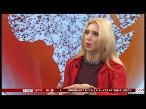 Tatiana Sheremetieva on Russia-China relations at BBC World News, Asia Business Report