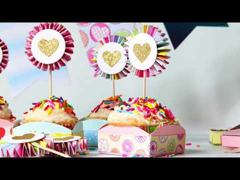 5 Simple Birthday Party Decor Ideas Not a Card with Nina Marie