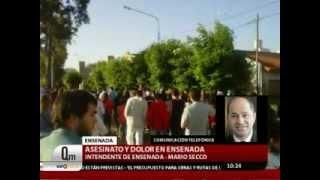 QM NOTICIAS- ASESINATO Y DOLOR EN ENSENADA- HABLA EL INTENDENTE MARIO SECCO