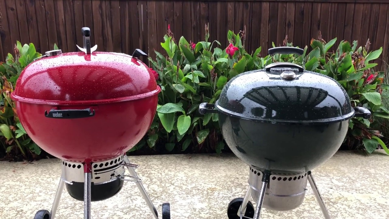 Bbqs For Sale Melbourne Red Weber Kettle Limited Edition Review Vs Weber Premium Which Is Better