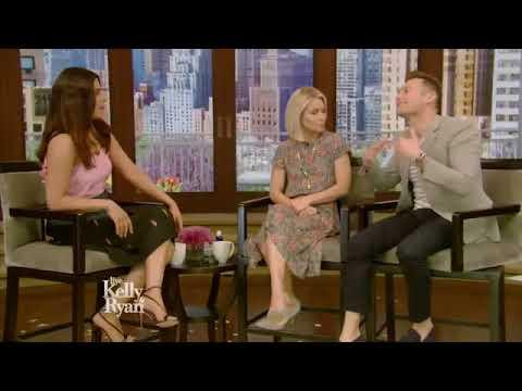 Priyanka Chopra'S interview Live with Kelly and Ryan