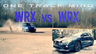 2017 SUBARU WRX vs