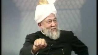 Liqa Ma'al Arab 29th October 1996 Question/Answer English/Arabic Islam Ahmadiyya