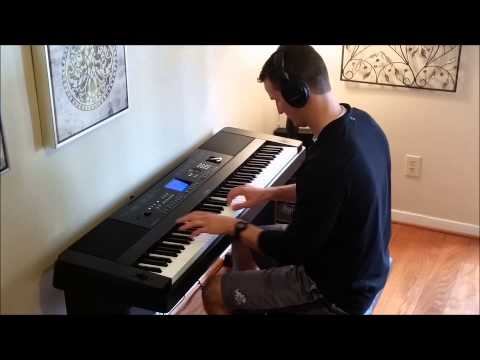 X-Men Cartoon Opening Theme Song (Piano)