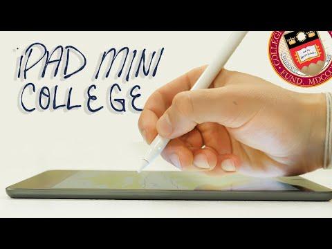 iPad Mini for School: My Experience!