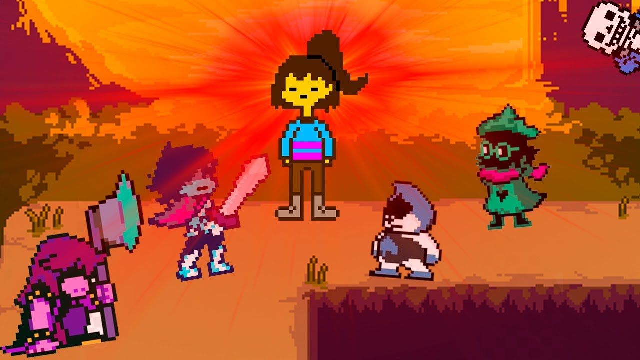 Deltarune Chapter 2 released for free because Toby Fox wanted to ...